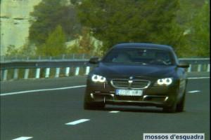 Enxampen un conductor de Berga circulant a 191km/h per l'autopista C-16 a Sant Vicenç de Castellet