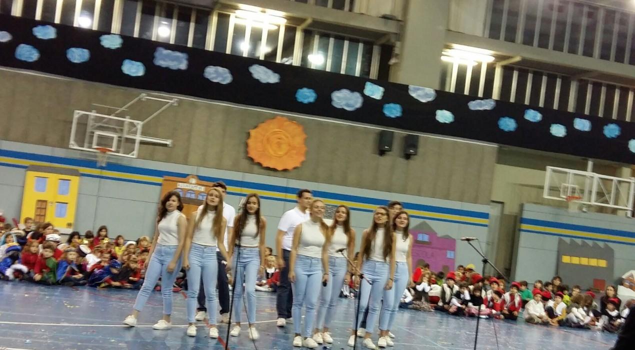 Èxit a la representació nadalenca de l'Escola Vedruna de Berga