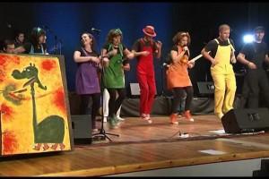 Koloraines diu adéu amb un concert a Berga, aquest dissabte