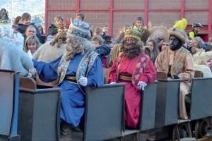 El Reis d'Orient recolliran la comanda de carbó al Museu de les Mines de Cercs, diumenge