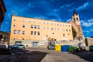 Joan Roma pensa en el convent de Sant Francesc com a seu d'organismes comarcals i de la Generalitat