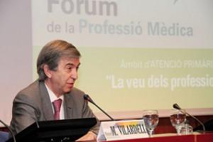 Miquel Vilardell, fill de Borredà, és un dels metges investigats per cobrar comissions per implantar pròtesis en mal estat