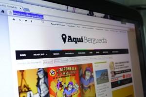 El portal AquíBerguedà.cat registra la seva millor audiència històrica i augmenta un 88% les visites de fa un any
