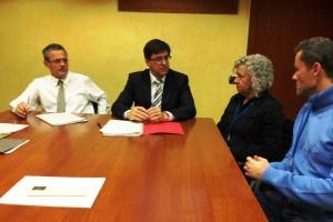L'ACA anuncia a l'Ajuntament d'Avià que es reactivaran les actuacions de sanejament pendents