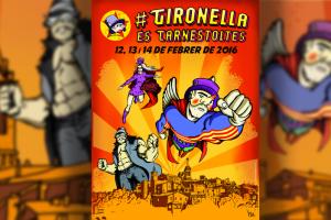 El Carnestoltes de Gironella se celebrarà una setmana més tard, del 12 al 14 de febrer