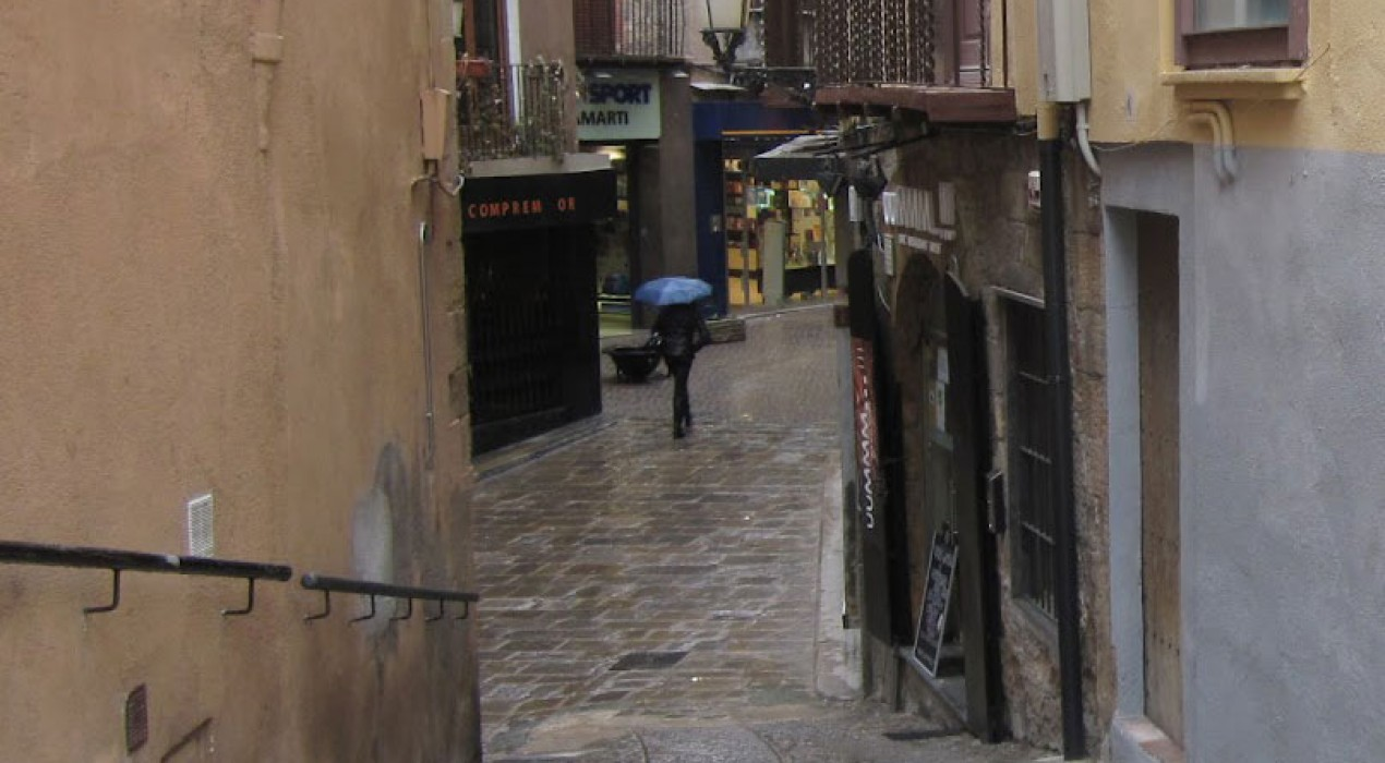 Gairebé 90 dies sense cap episodi de pluja important al Berguedà