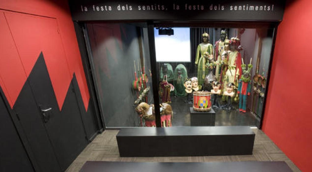 La Casa de la Patum tanca l'exposició de les comparses fins l'11 de juny