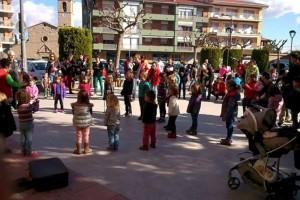 Creu Roja repartirà joguines i material escolar a 105 infants del Berguedà aquesta nit de Reis