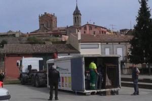 La deixalleria mòbil del Berguedà ja té definit el calendari del 2017