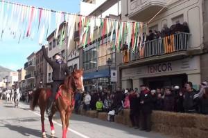 Puig-reig espera molt públic a La Corrida, amb propostes com la cercavila de carruatges i cavalls, les curses, i el joc de les cintes