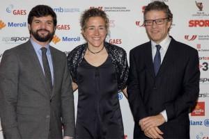 Núria Picas, millor esportista catalana del 2015
