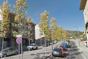 L'Ajuntament de Berga arranjarà l'asfalt del passeig Vila de Casserres i de carrers de Santa Eulàlia