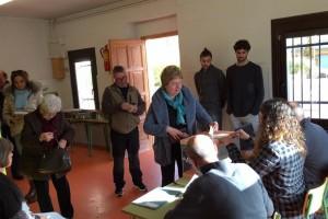 Els veïns de la Valldan voten plantar mèlies al passeig dels Abeuradors