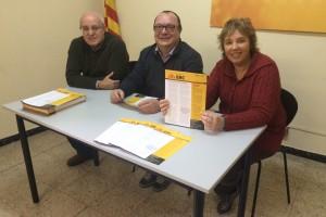ERC Berga presenta nou butlletí informatiu, una eina per tenir contacte directe amb la ciutadania