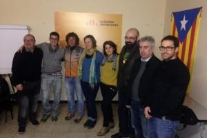Isaac Lozano, fill de Cercs, és escollit nou president d'ERC al Berguedà