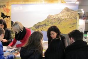 Turisme del Berguedà es dóna a conèixer en una de les fires més importants d'Europa en turisme actiu i esportiu