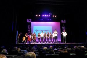 El concert dels Giovinetto a Berga entusiasma a 700 persones