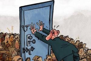 El ninotaire berguedà KAP guanya el prestigiós premi Press Cartoon Europe
