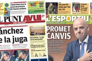 Les notícies de l'Aquí Berguedà, cada dia a El Punt Avui