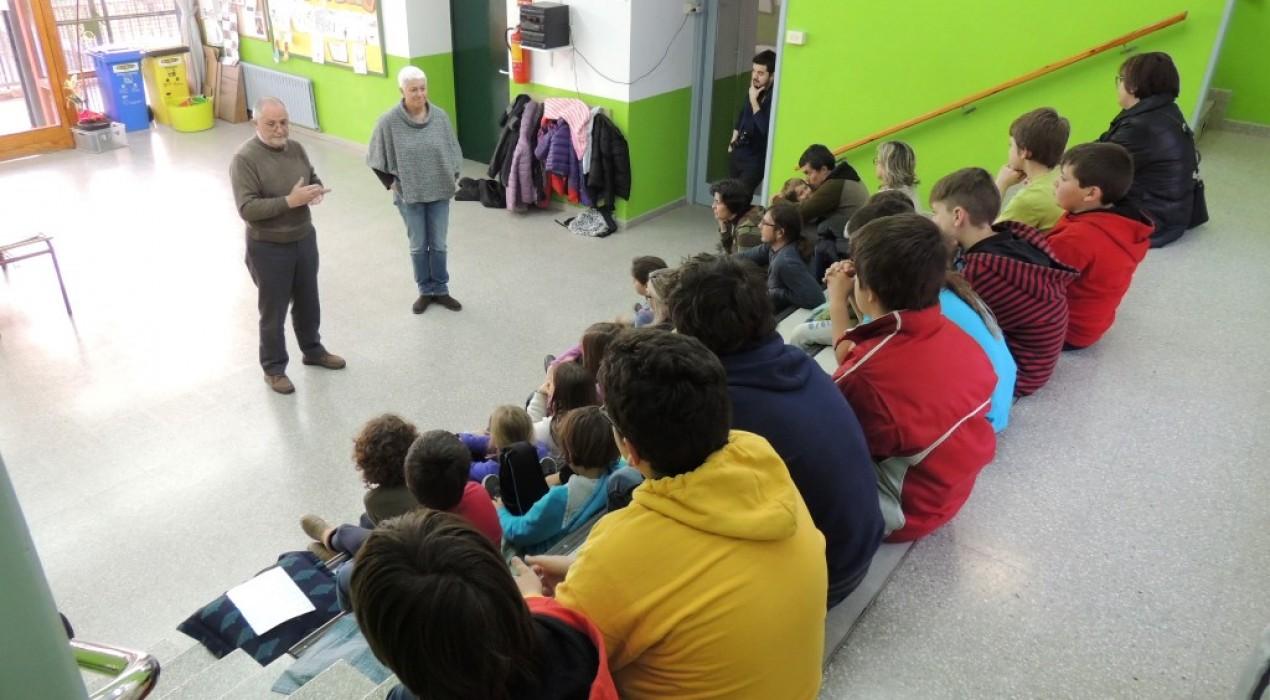 L'escola de Borredà estrena el seu cicle infantil, adreçat a nens i nenes d'entre 1 i 3 anys