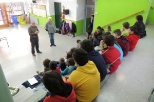 Atraure famílies a Borredà, l'única via per salvar l'escola