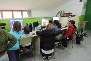 Campanya a les escoles de Borredà i Vilada per sobreviure el descens de població i atraure nous alumnes