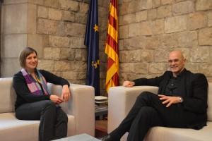 Marie Kapretz fa un salt polític i es posa a treballar com a delegada del Govern a Alemanya