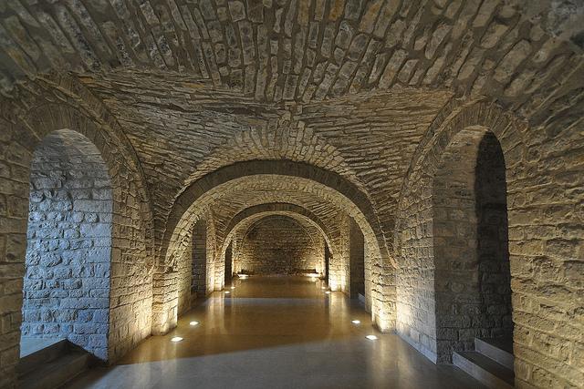 monestir sant llorenç interior