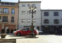 Avià, que ja és 'Vila Florida', enjardinarà la plaça del Padró i el nucli antic