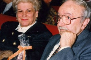 Mor Joan Rafart, fundador de la Patum infantil