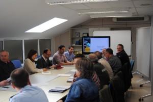 Pas endavant per a la protecció i conservació de la Riera de Merlès amb accions concretes que es faran aquest estiu