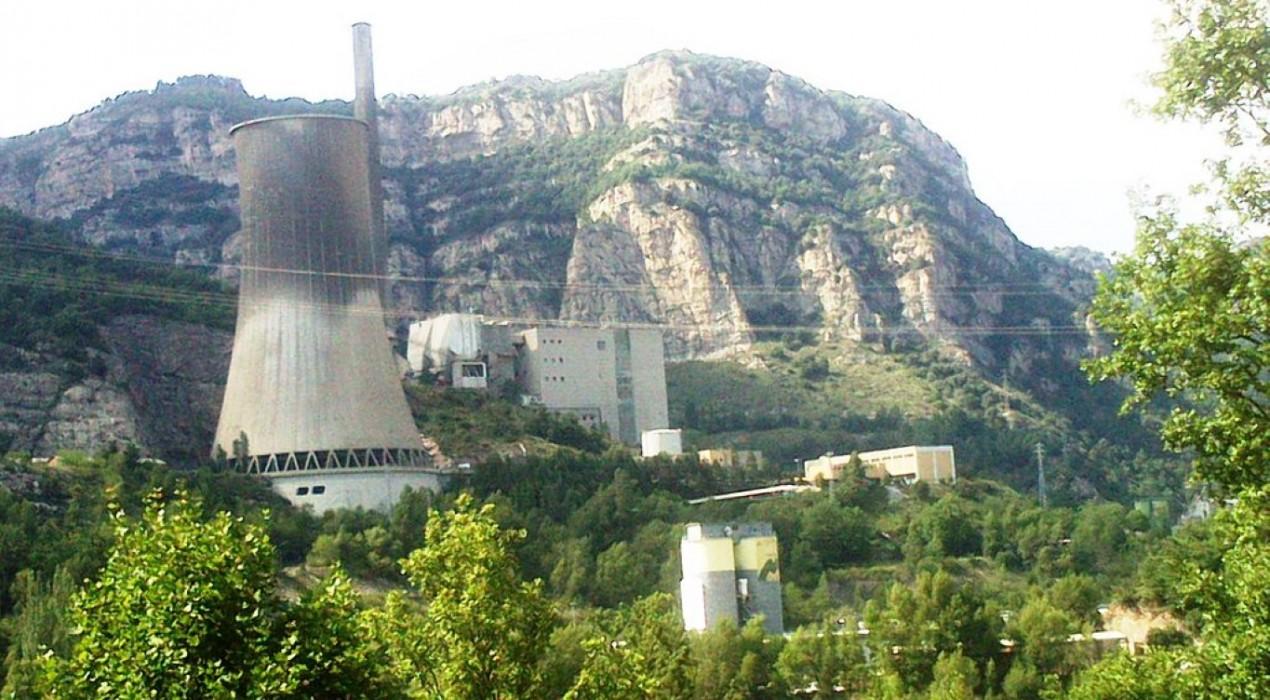 La resurrecció de la central tèrmica de Cercs: cremarà residus industrials per fer energia elèctrica