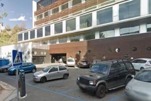 La petició per no pagar per aparcar a l'hospital de Berga s'acosta a les 1.000 firmes