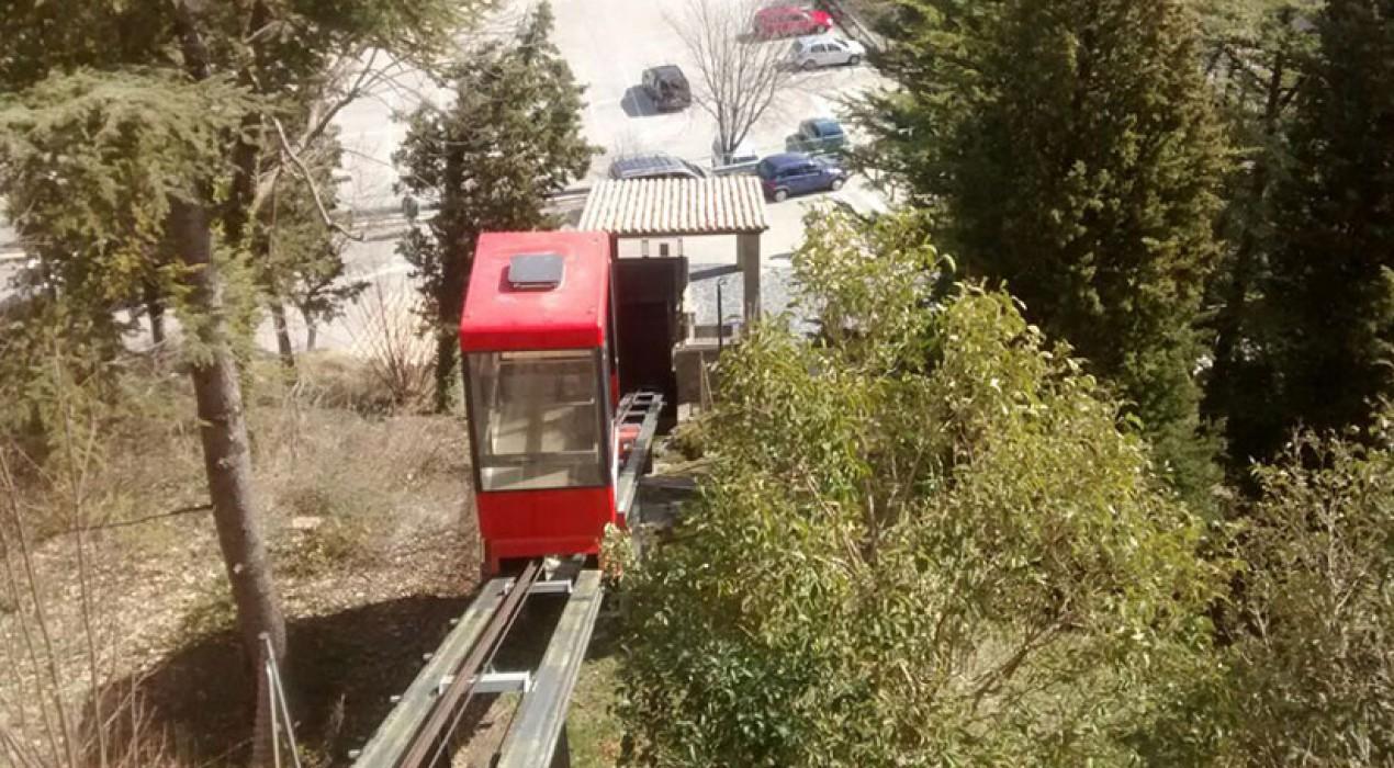L'Ajuntament de Berga reclama a Inberga Tur els diners que va costar l'última reparació del funicular de Queralt