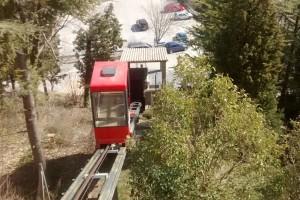El funicular de Queralt s'aturarà de nou en els propers mesos per una reparació mecànica important