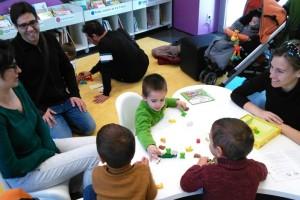La biblioteca de Gironella rep gairebé 31.000 visitants el primer any en servei