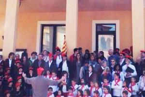 Les mones i les caramelles de Pasqua, protagonistes també al Berguedà