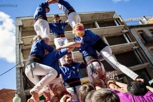 Els Castellers de Berga actuaran a Grècia aquest estiu