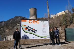 El Centre d'Empreses de Cercs adequa naus industrials i estrena senyalització
