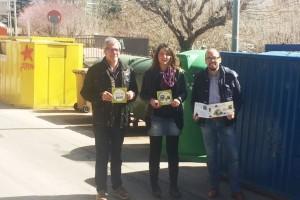 El Consell Comarcal del Berguedà reorganitza i agrupa els contenidors per incentivar el reciclatge