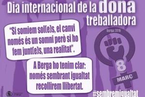 Manifest del Dia Internacional de les Dones, 'Feminitzant el món local'