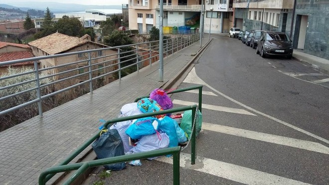 escombraries berga