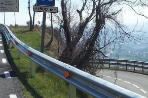Motoristes berguedans reclamen guarda-rails segurs en cas d'impacte