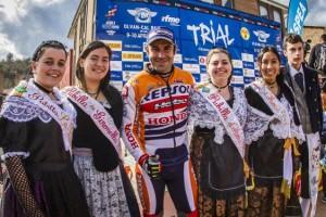 Toni Bou triomfa al Gran Premi de Catalunya de Trial a Cal Rosal