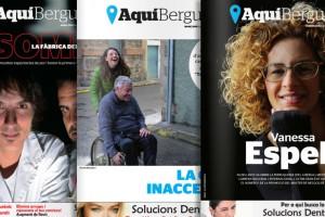 La revista Aquí Berguedà arriba als 10.000 lectors, segons l'EGM
