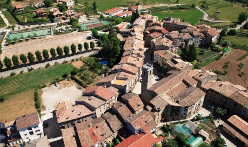 Una part dels veïns de Borredà i Sant Jaume de Frontanyà depenen de gasoil per poder fer trucades per telèfon; max-width:100%;
