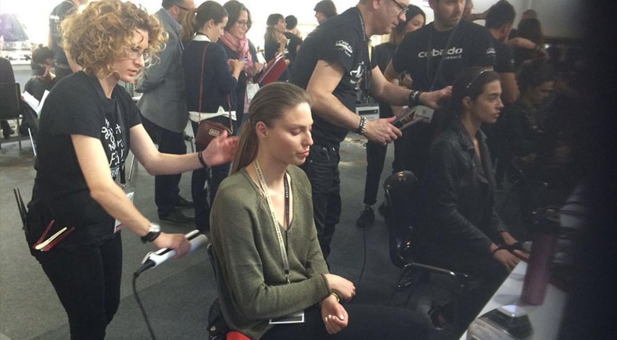 Vanessa Espelt, a la Bridal Fashion Week