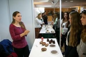 Més de 800 estudiants visitaran la Fira del Coneixement de Berga