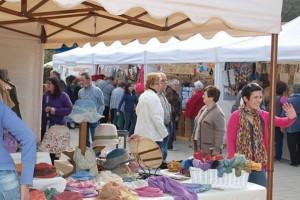 Els comerciants de Cal Rosal organitzen la Fira Tèxtil, perquè l'Ajuntament d'Olvan no la vol assumir