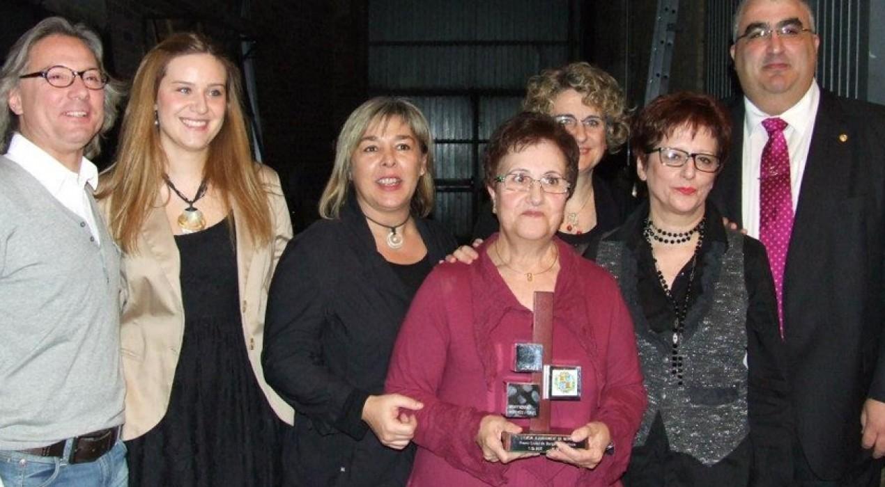 Mor als 73 anys la presidenta de La Farsa, Montserrat Minoves